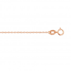 9ct Rose Gold Prince Of Wales Chain