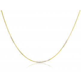 9ct Yellow Gold Trace Chain